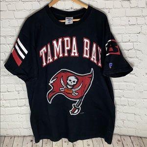 Vintage XL Tampa Bay Buccaneers t-shirt 1997